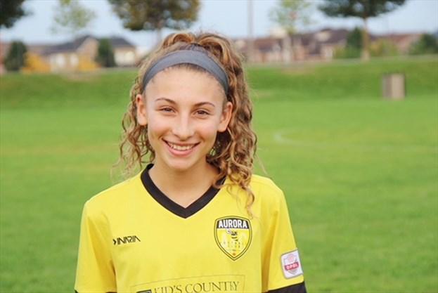 JV's Cloey Uddenberg Chosen for Women's World Cup Qualifier